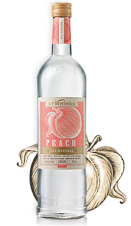 Stirrings Liqueur Peach